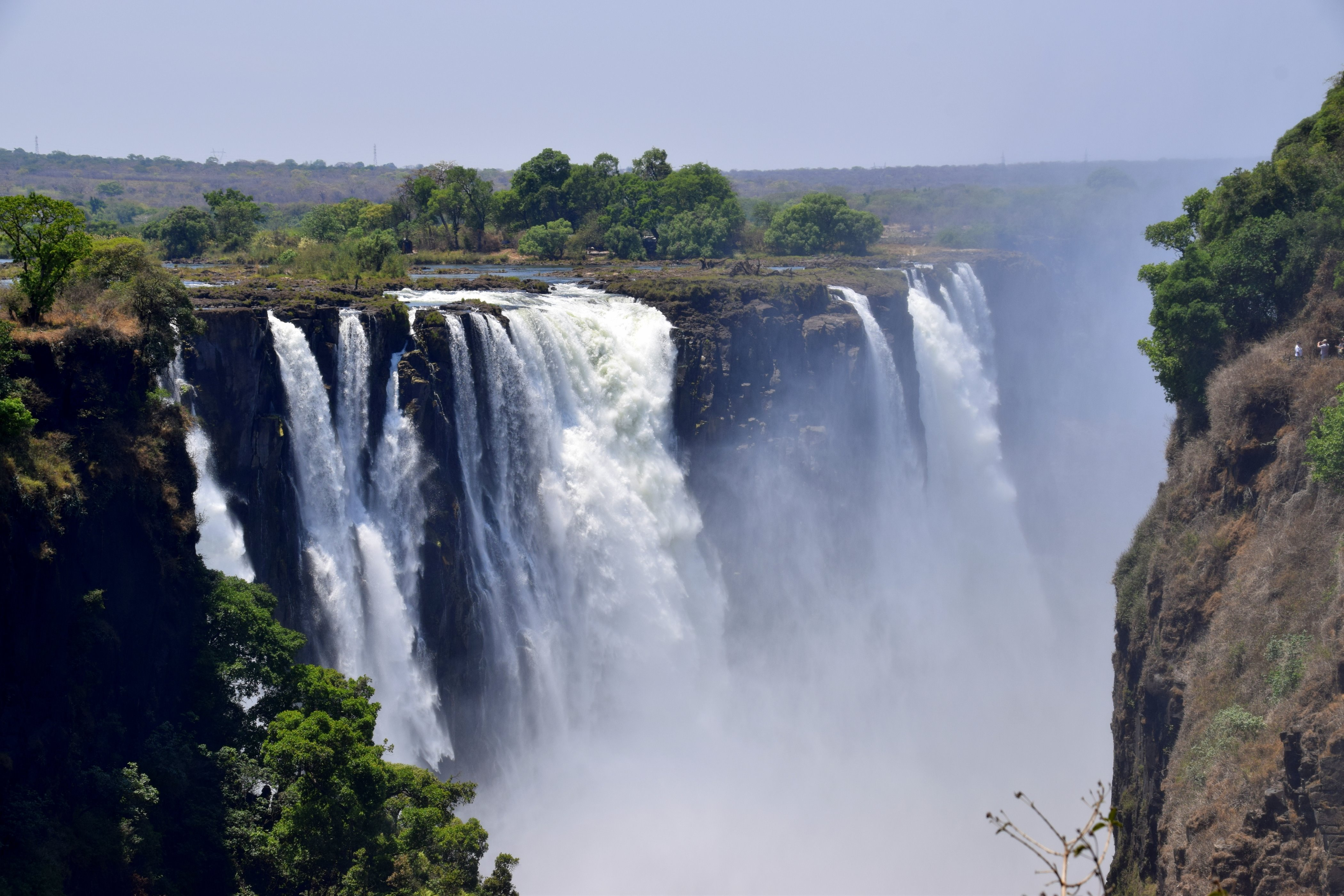 Zambia, a double-edged welcome